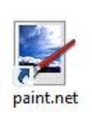 Иконка Paint.net